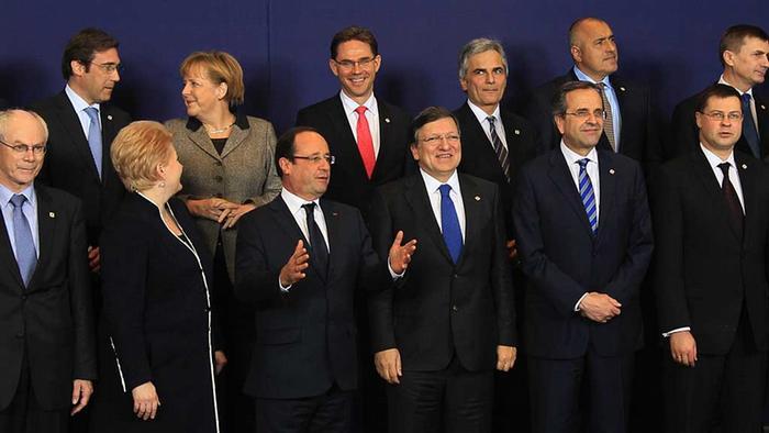 Politiker inom EU